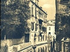 Venezia Canal Vanaxel