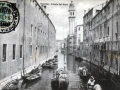 Venezia Canale dei Greci