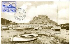 Mont-Orgueil-Castle