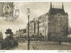 Belgrade L'hotel Moscou