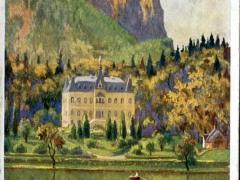 Bled chateau royal