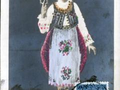 Costume natianale Serbe Tracht