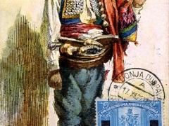 Dalmatie Tracht