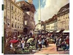Künstlerkarte Ljubljana