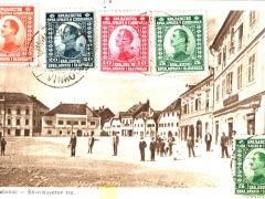 Karlovac Strosmayerov trg