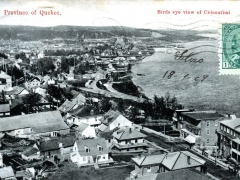 Chicoutimi Birds eye view