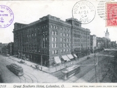 Columbus Great Southern Hotel