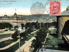 Montreal Dominion Square