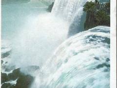 Niagara American Fall Friom Goat Island