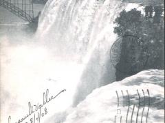 Niagara Falls American Falls from Goat Island