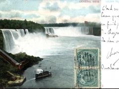 Niagara Falls General View