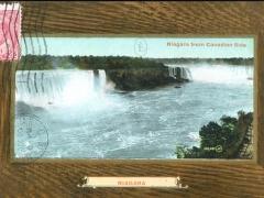 Niagara from Canadian Side