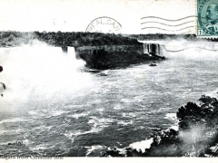Niagara from Canadian side