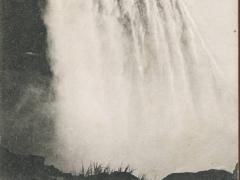 Niagra Falls American Fall below