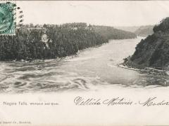 Niagra Falls Whirlpool and River