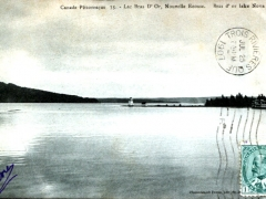 Nova Scotia Bras d'or lake