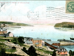 Saguenay-River-in-front-of-Chicoutimi