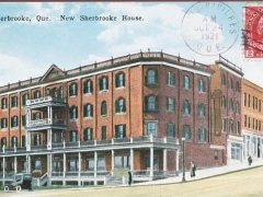 Sherbrooke New Sherbrooke House