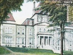 Sherbrooke Palais de Justice