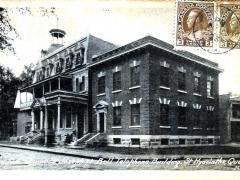 St Hyancinthe Edifice Union St Joseph et Bell Telephone Building