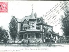 Str Genevieve Chateau Pierrefonds