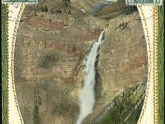 Takakaw Falls Yoho Valley Canadian Rockies