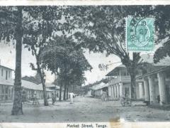Tanga Market Street