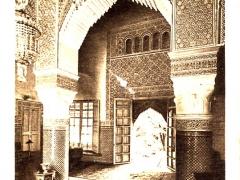 Interieur d'une Maison Marocaine