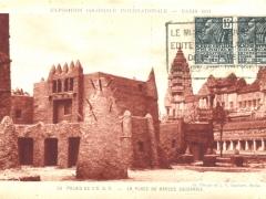 Palais-de-L-AOF-la-Place-du-Marche-Soudanais