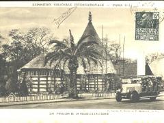 Pavillon de la Nouvelle Caledonie