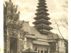 Pavillon des Pays-Bas Facade Principale