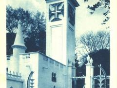 Un des Pavillons historiques de la portugaise