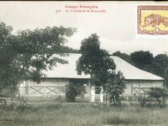 La Tresorerie de Brazzaville