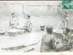 Pilage de Manioc