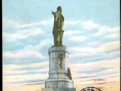 Said Statue de Ferd de Lesseps