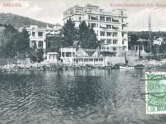 Abbazia Kinder Sanatorium Dr Szöge