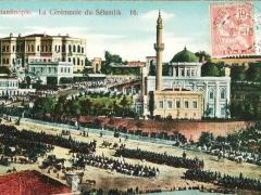 Constantinople La Ceremonie du Selamlik
