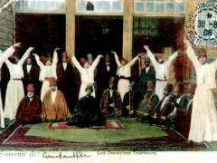 Constantinople-Les-Derviches-Tourneurs
