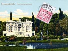 Constantinople Palais Imperial de Flamour