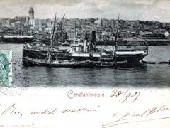 Constantinople Pera
