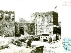 Jerusalem-La-Tour-de-David