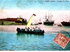 Port-Said-Entree-du-Port
