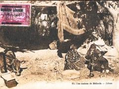 Une maison de Bedouin
