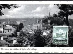 Clervaux Le Chateau Abbaye
