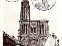 Strassburg La Cathedrale