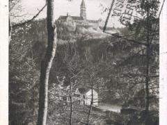 Abbaye de Clervaux Vue de Nord Est