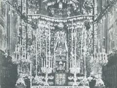 Autel votif dans la cathedrale