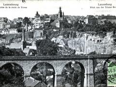 Blick von der Trierer Strasse