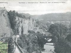 Bockfelsen und Unterstadt Grund