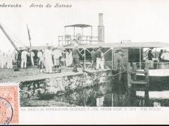 Andavacka Arret du Bateau